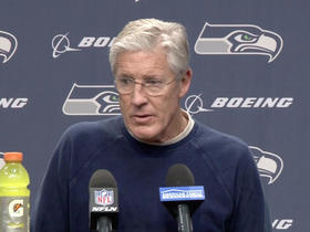 Watch: Pete Carroll Week 14 Monday Press Conference