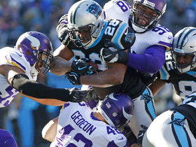 Brandt: Jonathan Stewart has become a 'master' of the goal-line leap