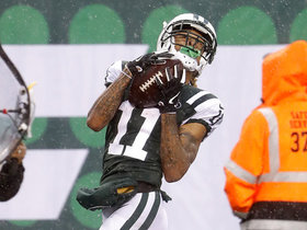 Forte: Robby Anderson will 'easily' make Pro Bowl in years to come