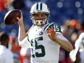 Matt Forte: Josh McCown has been a main factor in changing the Jets culture