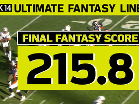 Watch: Ultimate Fantasy Lineup - Week 14