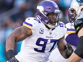 Watch: John Randle: Everson Griffen is best pass rusher in the game today