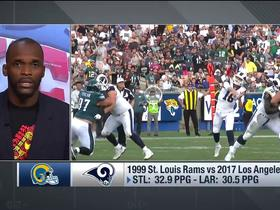 Watch: Bruce: I'm 'more confident' in Rams' after loss to Eagles