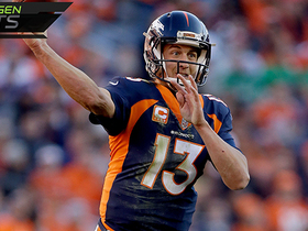 Next Gen Stats: Why Trevor Siemian struggles under pressure