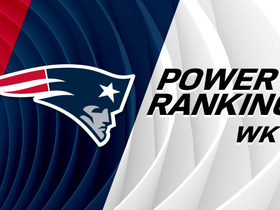 Watch: Week 15 Power Rankings: Patriots fall from No. 1