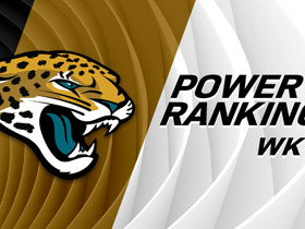 Watch: Power Rankings: Jaguars remain at No. 7 in Week 15