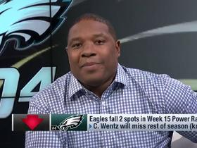 Watch: MJD: Eagles 'won't win another game' without Carson Wentz