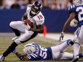 Watch: Brandon Marshall sets all-time record with 21 catches | This Day in NFL History