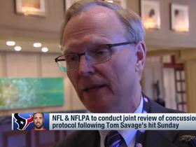 Watch: John Mara on concussion protocol: 'Whenever you're dealing with human beings, there's going to be mistakes made'