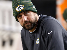 Watch: Pelissero: Aaron Rodgers did not get medical clearance until late last night