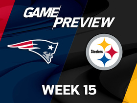 Watch: Patriots vs. Steelers preview | 'NFL Playbook'