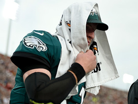 Watch: Wentz's season ends against Rams | 'NFL Turning Point'