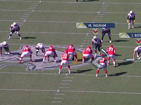 Watch: NFL-N-Motion: Joey Bosa and Melvin Ingram vs. Chiefs offensive line