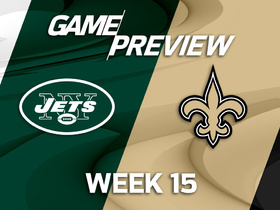 Watch: Jets vs. Saints preview | 'NFL Playbook'