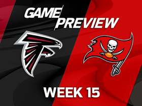 Watch: Falcons vs. Buccaneers preview | 'NFL Playbook'