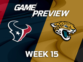 Watch: Texans vs. Jaguars preview | 'NFL Playbook'
