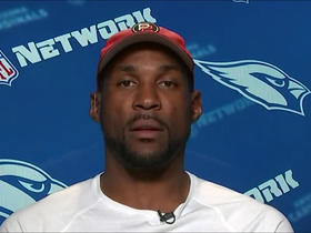 Watch: Patrick Peterson on team injuries: Have to 'stay mentally together'