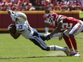 Can Marcus Peters slow down a red-hot Keenan Allen?