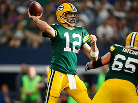 Watch: Mad Minute: Packers vs. Panthers