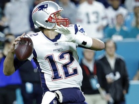 Watch: One thing to watch for in Patriots vs. Steelers: Tom Brady