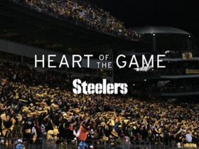 Watch: Heart of the Game: Pittsburgh Steelers