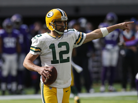 Watch: Aaron Rodgers: I'm confident I'll be able play they way I've always played