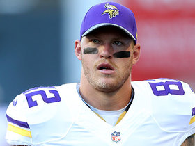 Watch: Ian Rapoport: Kyle Rudolph likely to miss Sunday with ankle injury
