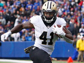 Watch: Ian Rapoport: Alvin Kamara is expected to play this week