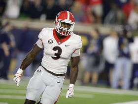 Watch: Roquan Smith highlights vs. Notre Dame