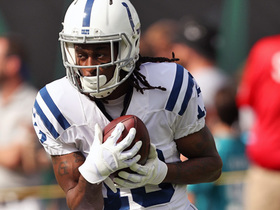 Wayne: Colts need to get Hilton the ball by any means necessary