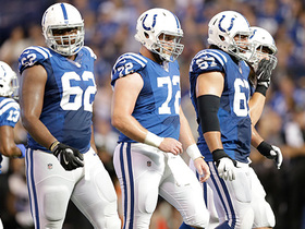 Watch: Wayne: Colts need to focus on improving the offensive line this offseason