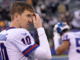 Watch: Steve Smith Sr.: Broncos should go out and get Eli Manning in 2018
