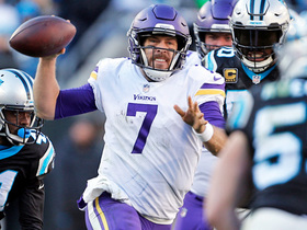 Watch: Should Vikings panic after giving up 6 sacks?