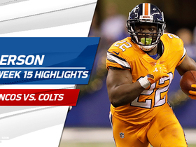 Watch: C.J. Anderson highlights | Week 15