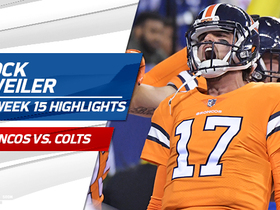 Watch: Brock Osweiler highlights | Week 15