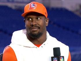 Watch: Von Miller on competing during losing season: 'How can you not play with fire?'