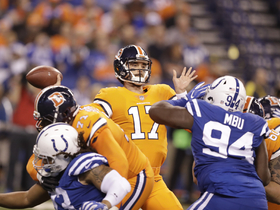Watch: Top plays from Broncos-Colts matchup
