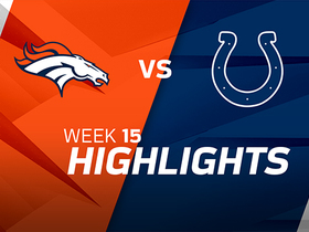 Broncos vs. Colts highlights | Week 15