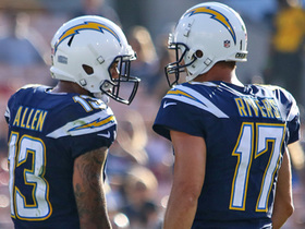 Watch: NFL-N-Motion: How Philip Rivers and Keenan Allen have led Chargers