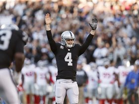Watch: Routt: Derek Carr is the best quarterback under 30