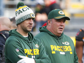 Watch: Spielman: If Packers lose, Rodgers should be shut down for the season