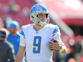 Watch: Spielman: Stafford 'is in my top 3' best quarterbacks