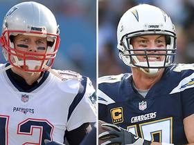Watch: Rosenthal: Pats, Steelers are flawed; Chargers are AFC's top team
