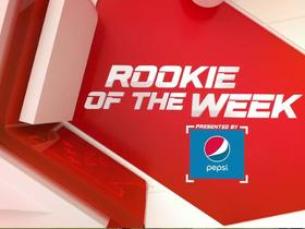 Week 14: Pepsi Rookie of the Week winner
