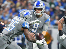 Watch: Matthew Stafford calls 'Kardashian' audible