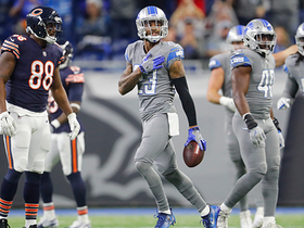 Watch: Darius Slay ices game with NFL-leading seventh INT of 2017