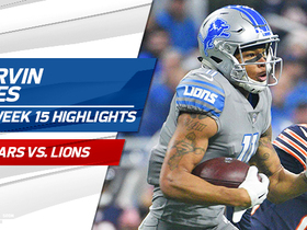 Watch: Every Marvin Jones catch | Week 15