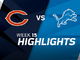 Watch: Bears vs. Lions highlights | Week 15