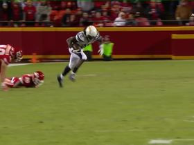 Watch: Melvin Gordon beats defenders and gains 49 yards