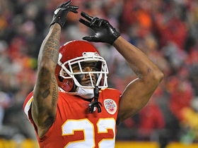 Watch: Marcus Peters gets his second interception of the night